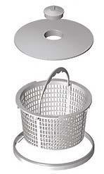 Porszívó tányér 019005 AS