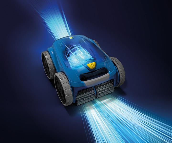 Zodiac Robot RV5300